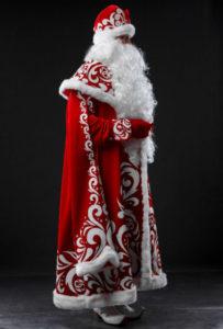 костюм деда мороза в самаре