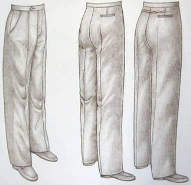 пошить брюки в самаре