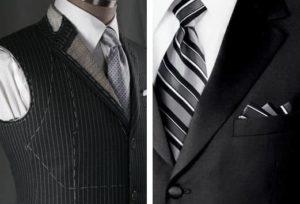 пошив мужских костюмов на заказ