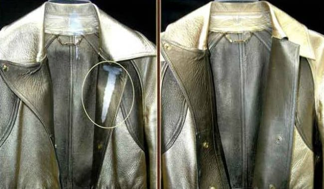 ремонт кожаных курток самара