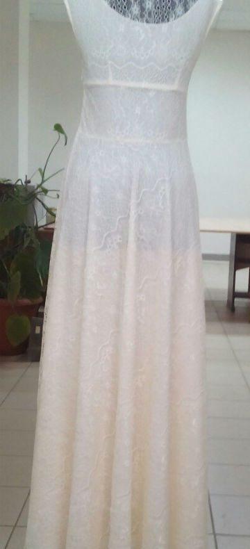 свадебное платье-индивидуальный пошив